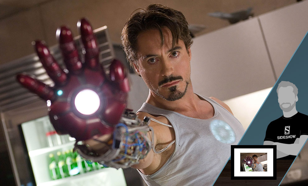 Gallery Feature Image of Iron Man Art Print - Click to open image gallery
