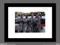 Gallery Image of The Ghostbusters & Ecto-1 Art Print