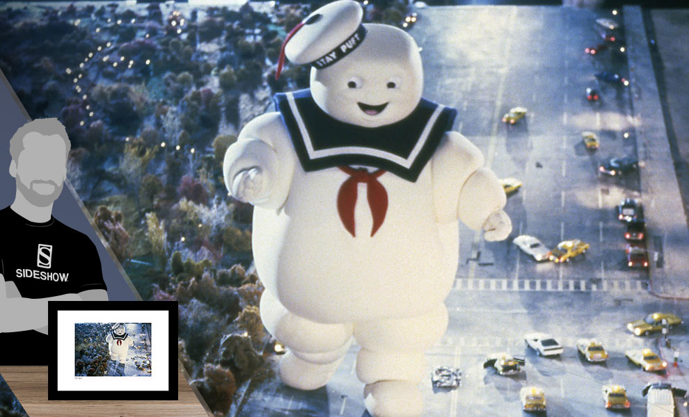 Gallery Feature Image of Mr. Stay Puft Art Print - Click to open image gallery
