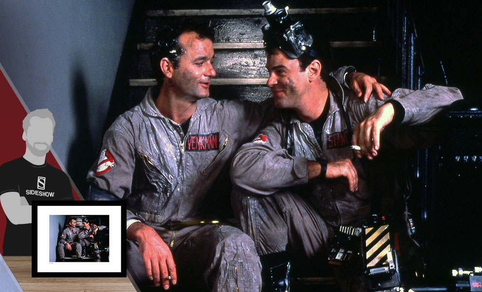 Gallery Feature Image of Dan Aykroyd & Bill Murray Art Print - Click to open image gallery
