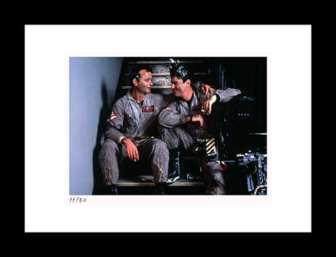 Classic Stills Dan Aykroyd & Bill Murray Art Print