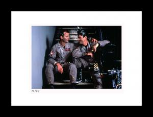 Dan Aykroyd & Bill Murray Art Print