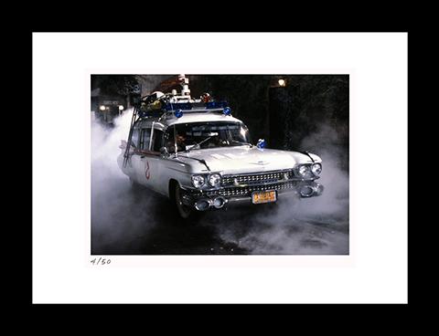 Classic Stills Ecto-1 Art Print