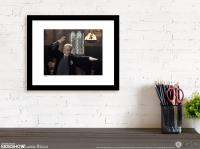 Gallery Image of Draco Duels With Harry Art Print