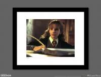 Gallery Image of Hermione Does Homework Art Print
