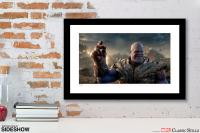 Gallery Image of I Am Inevitable Art Print