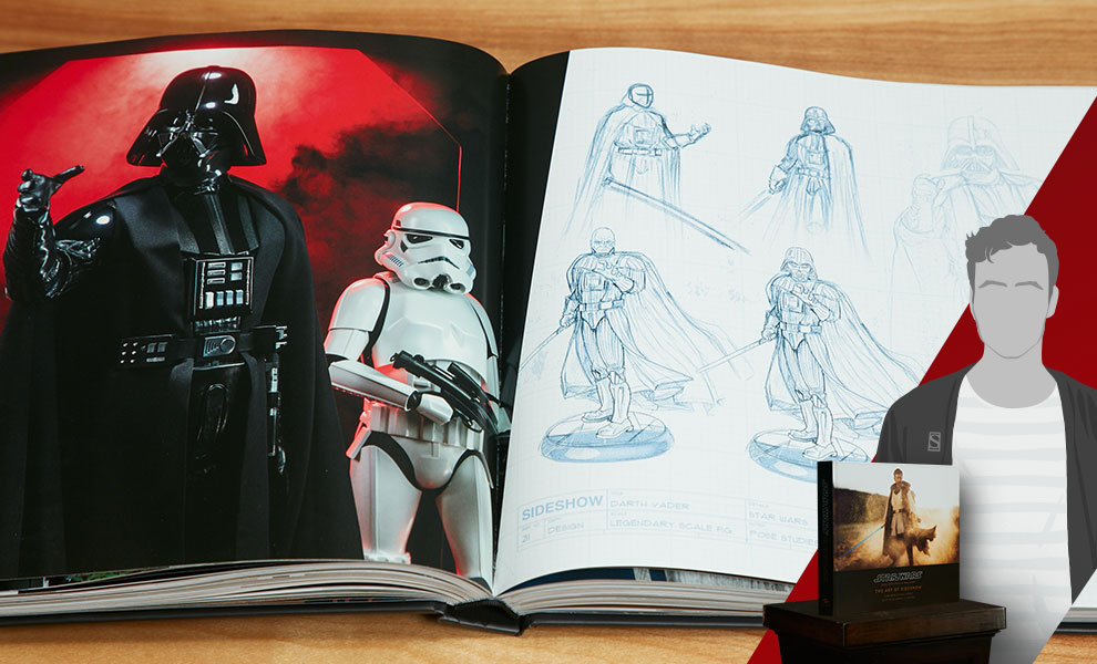 Gallery Feature Image of Star Wars: Collecting a Galaxy - The Art of Sideshow Book - Click to open image gallery