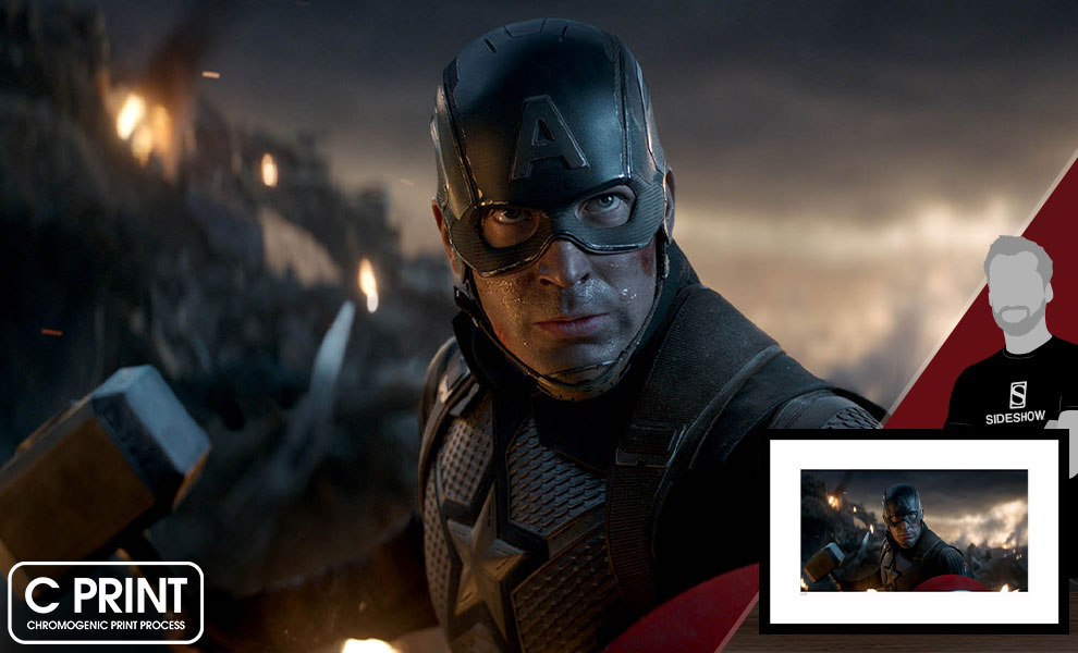 Gallery Feature Image of Cap Is Worthy Art Print - Click to open image gallery