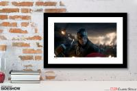 Gallery Image of Cap Is Worthy Art Print