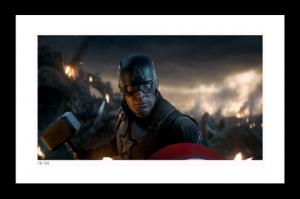 Cap Is Worthy Art Print