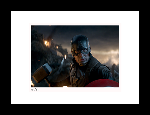 Classic Stills Cap Is Worthy Art Print