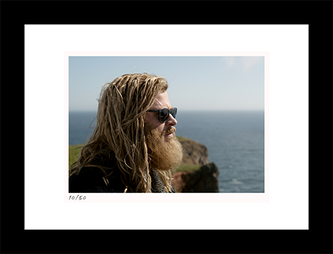 Classic Stills Thor Abides Art Print