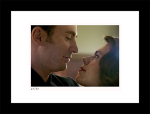 Peggy & Steve Dance Art Print