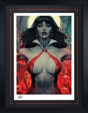 Vampirella #2 Art Print