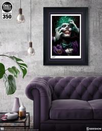 Gallery Image of The Joker: Just One Bad Day Art Print