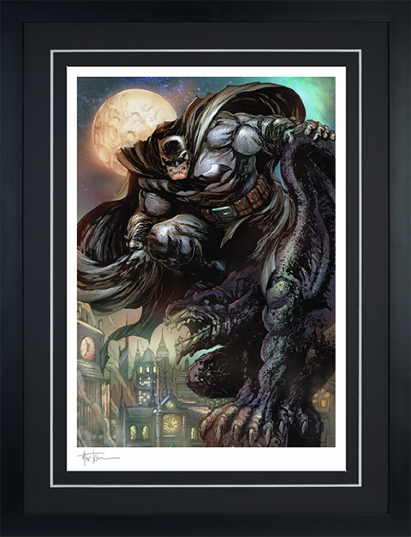 Batman: The Dark Knight Art Print -