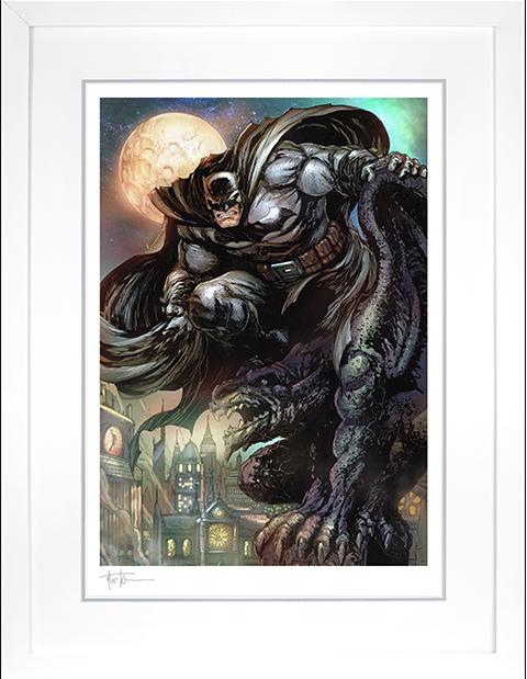Sideshow Collectibles Batman™: The Dark Knight Art Print