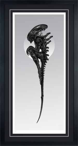 Alien: Perfect Specimen Art Print
