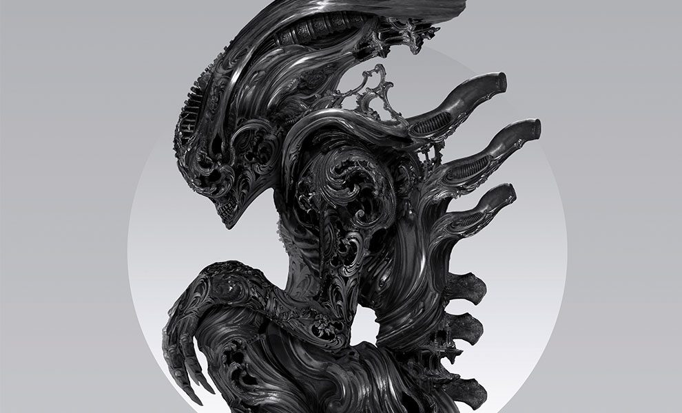 Gallery Feature Image of Alien: Perfect Specimen Art Print - Click to open image gallery