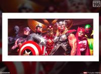 Gallery Image of Assemble Art Print