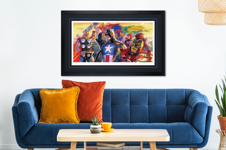 Invincible Art Print feature image