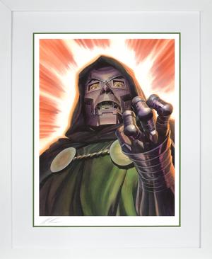 Doctor Doom Art Print