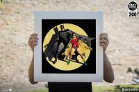 Gallery Image of The Dynamic Duo! Art Print