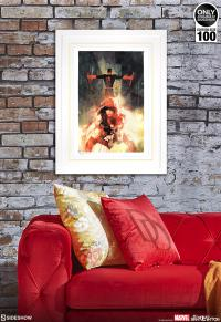 Gallery Image of Elektric Connection Art Print