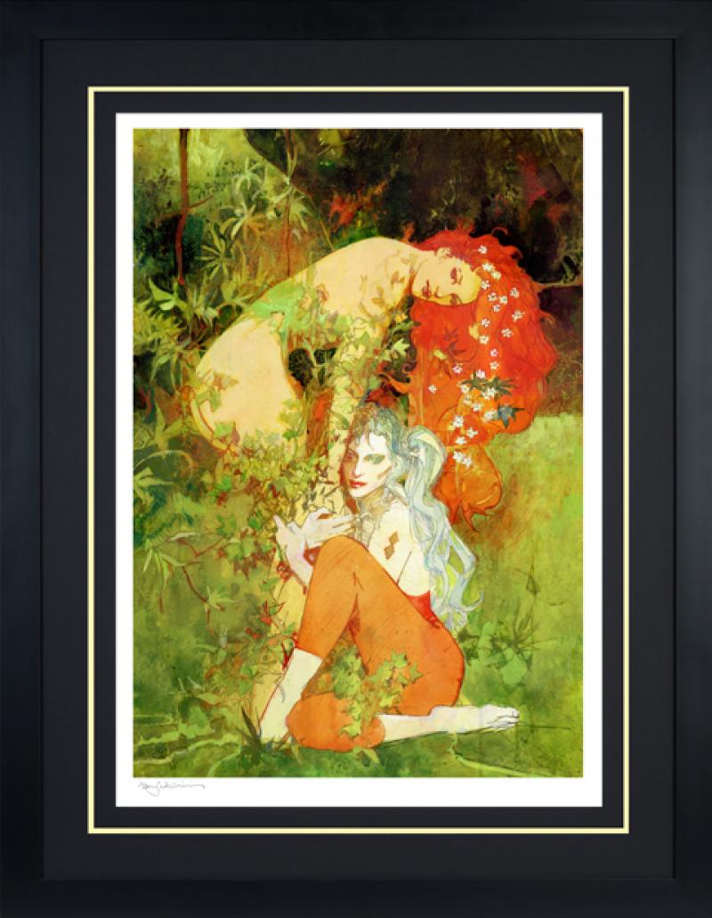 Harley & Ivy Art Print -