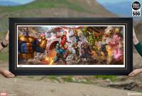 Gallery Image of The Avengers: Earth's Mightiest Heroes Art Print