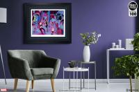 Gallery Image of Downtown Knowhere Art Print