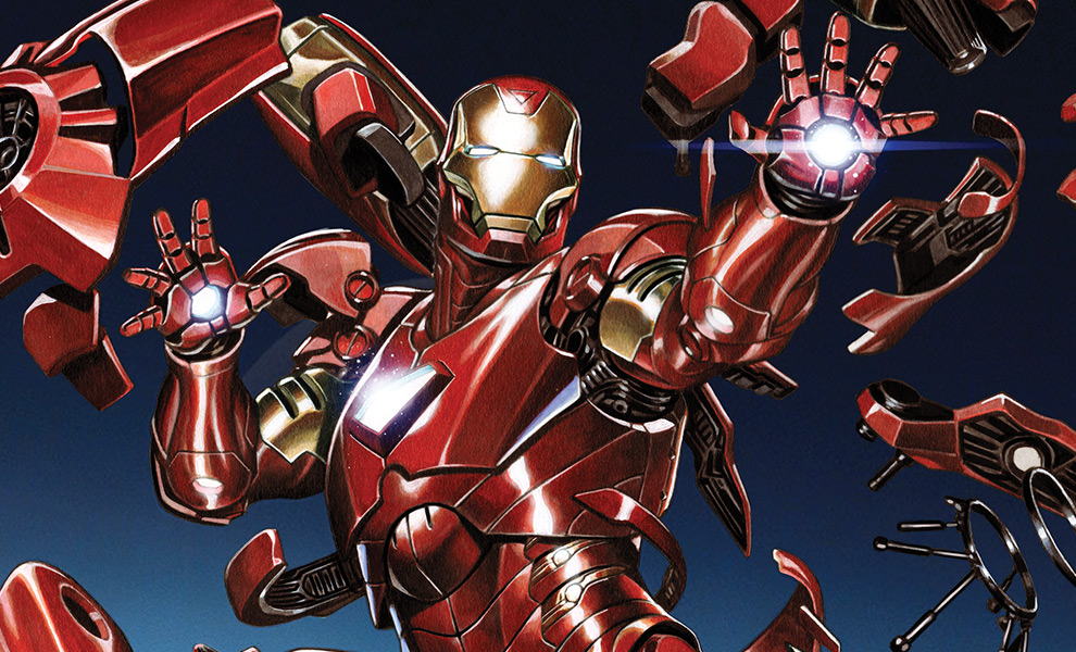 Gallery Feature Image of Tony Stark: Iron Man Art Print - Click to open image gallery