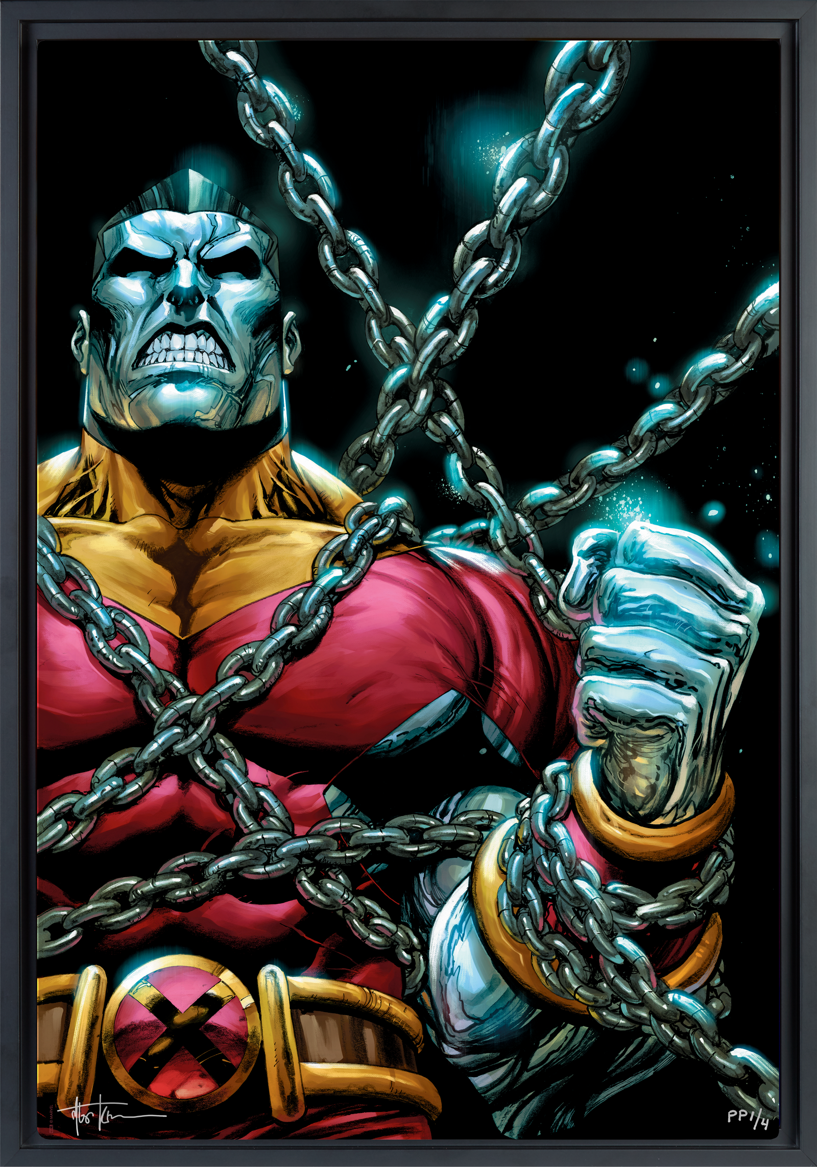Sideshow Collectibles Colossus Art Print