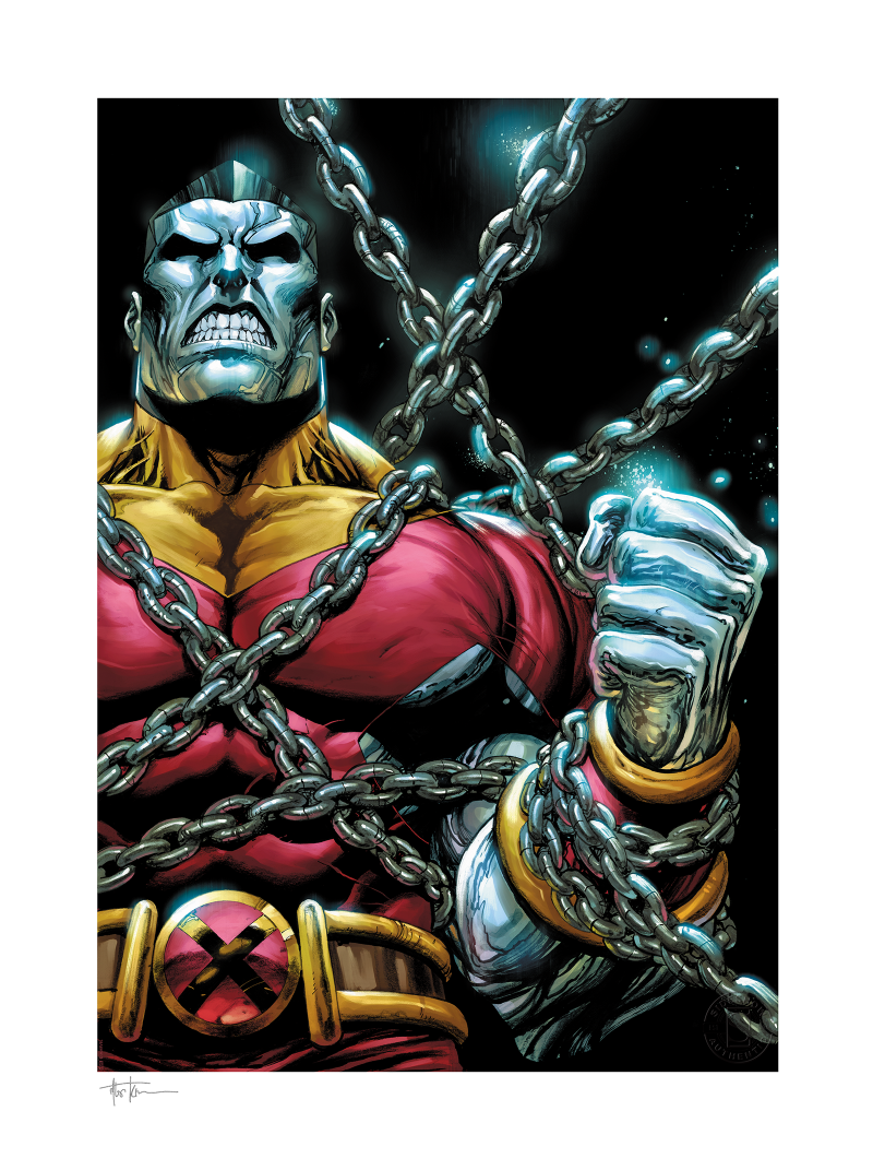 Colossus Art Print -