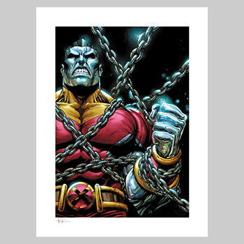 Colossus Art Print