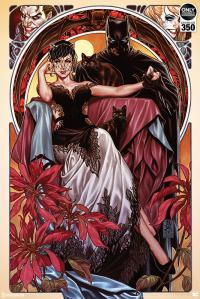 Gallery Image of Batman & Catwoman Art Print
