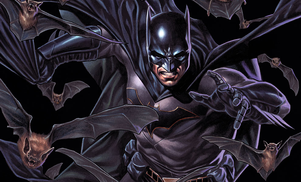 Batman: Detective Comics #985 Art Print feature image