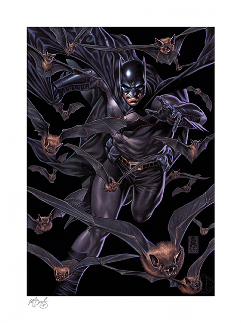 Batman: Detective Comics #985 Art Print -