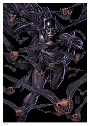 Batman: Detective Comics #985 Art Print