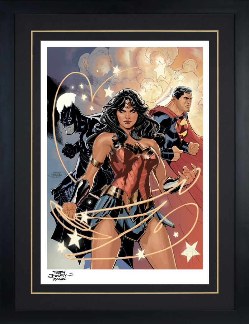 Justice League Art Print -