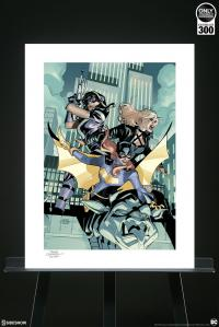 Gallery Image of Batgirl & The Birds of Prey Art Print