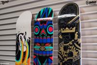 Gallery Image of I See Colours Skateboard Deck