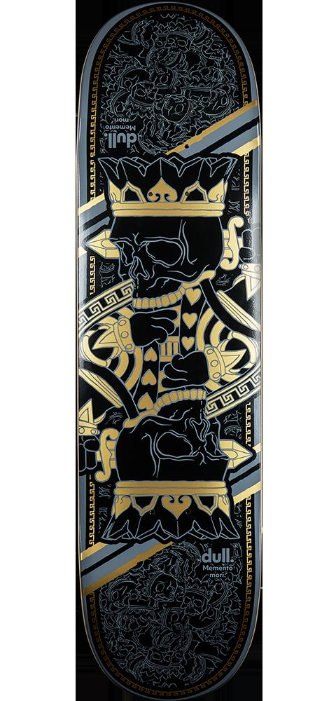 Unruly Industries(TM) King Charles Skateboard Deck