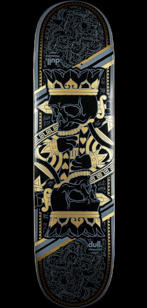 King Charles Skateboard Deck
