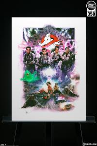 Gallery Image of Ghostbusters Art Print