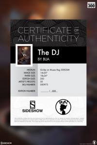 Gallery Image of The DJ Art Print
