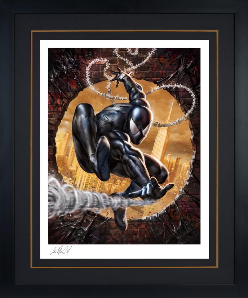 The Amazing Spider-Man: #300 Tribute Art Print -