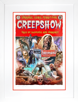 Creepshow Fine Art Print by Brian Rood | Sideshow Collectibles - photo#39