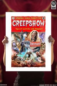 Gallery Image of Creepshow Art Print