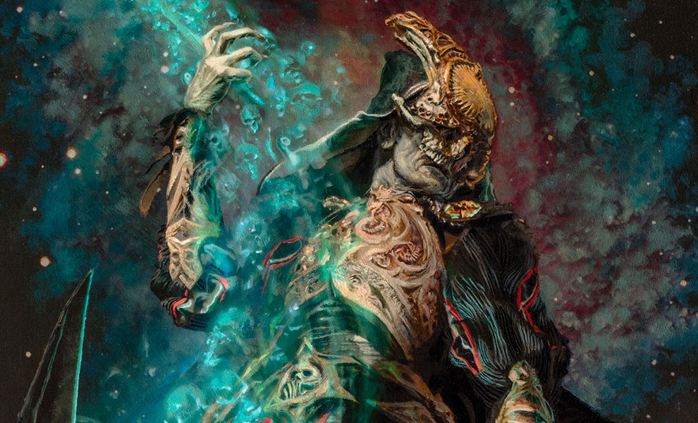 Gallery Feature Image of Death Ascending Art Print - Click to open image gallery